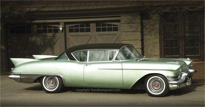 1957 Cadillac Eldorado Seville Carparts Com
