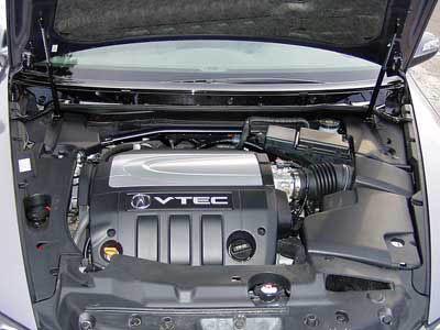 Acura RL Road Test CarPartscom - 2005 acura rl engine