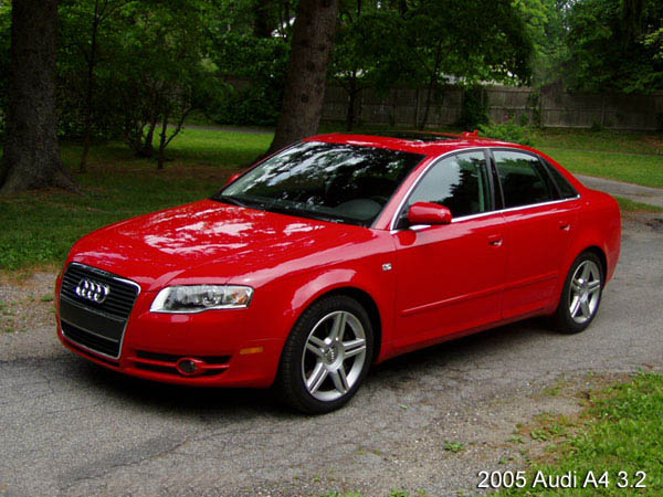 2005 Audi A4 Road Test Carparts Com