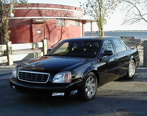 2001 Cadillac Deville Dts Road Test Carparts Com