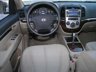 2007 Hyundai Santa Fe Road Test