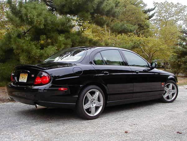 2003 jaguar s type r road test. Black Bedroom Furniture Sets. Home Design Ideas