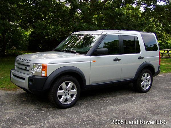 2005 Land Rover Lr3 Road Test Carparts Com