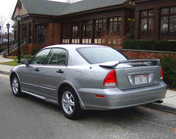 2003 mitsubishi diamante vr-x