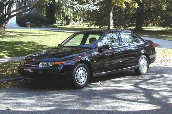 2001 Saturn L200 Road Test | CarParts.com